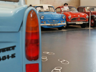 Trabant_in_the_museum