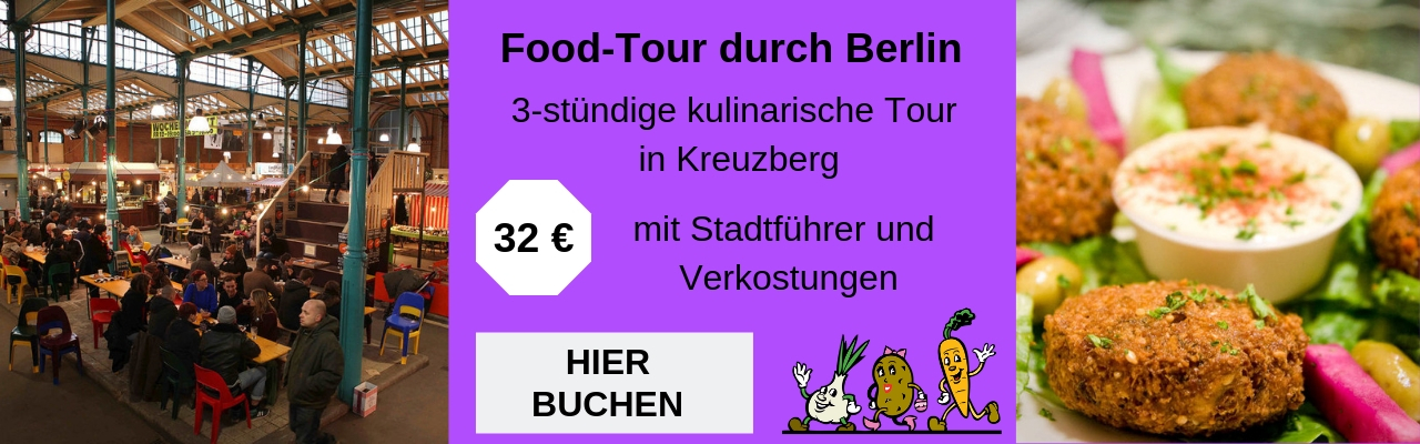 Food Tour durch Berlin