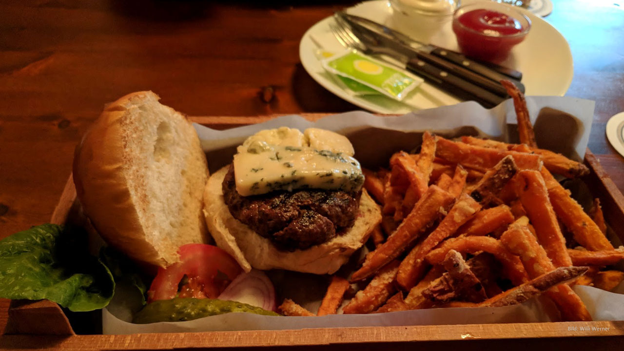 Unsere Top 5 Burger-Restaurants in Berlin