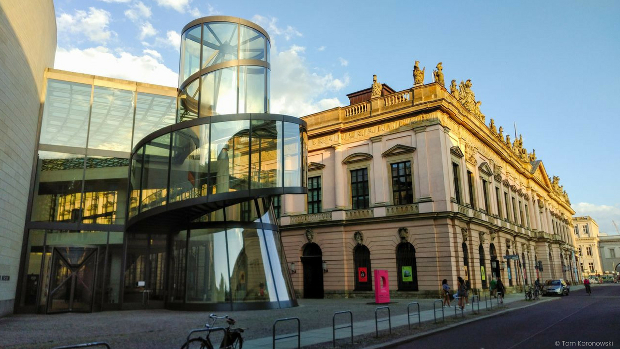 The German Historical Museum Berlin