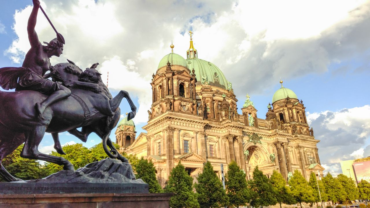 Top Ten Tourist Attractions – Berlin Cathedral