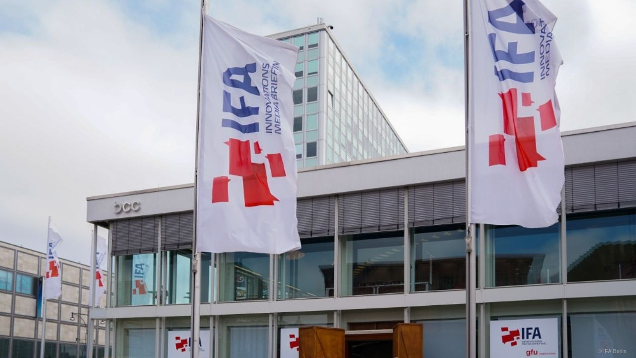 IFA Berlin with free Guided Tours - from 6 to 11 September 2019