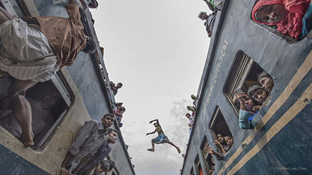 The 200 most impressive pictures of 2017, now in Berlin