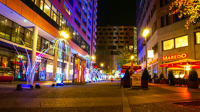 <strong>NIGHTLIFE IN BERLIN</strong>